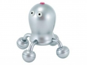 Vibriender Massage Octopus silber