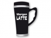 Warmhalte Becher Morgen LATTE