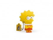 Der coole 8 GB USB-Stick als Lisa Simpsons